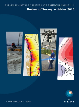 Volume 43 GEUS Bulletin front cover