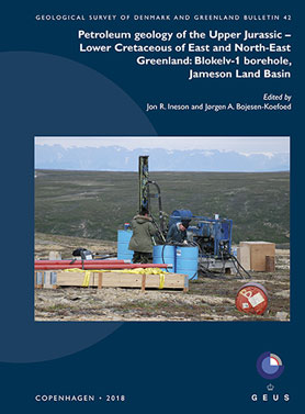 Volume 42 GEUS Bulletin front cover