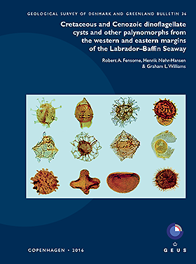 Volume 36 GEUS Bulletin front cover