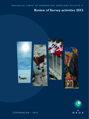 Review of Survey activities 2013 Vol 31 cover
